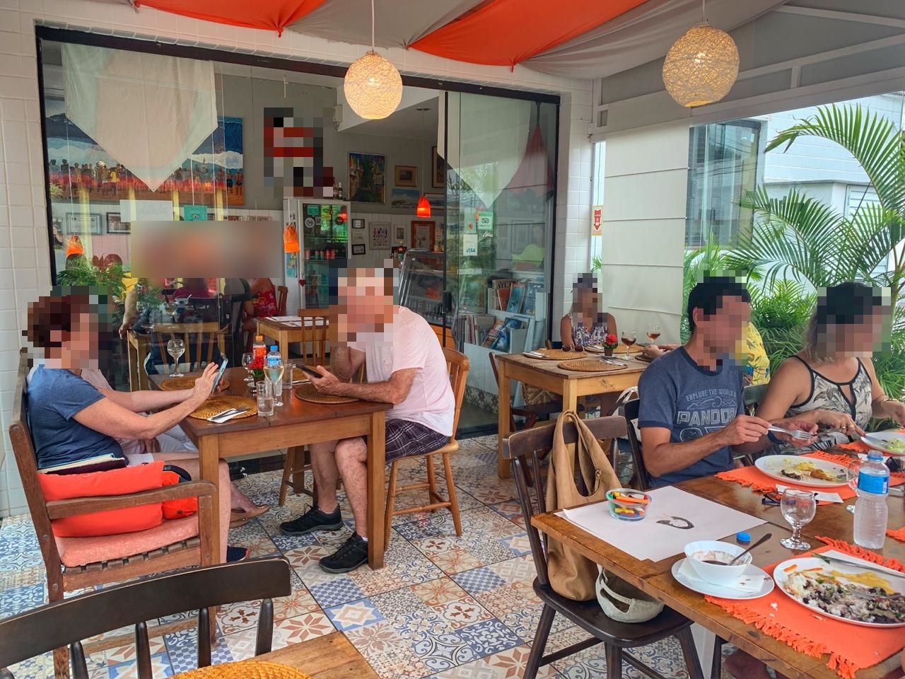 Vente Bistro - Restaurant au Brésil dans une zone touristique et l'un des meilleurs quartiers commerçants