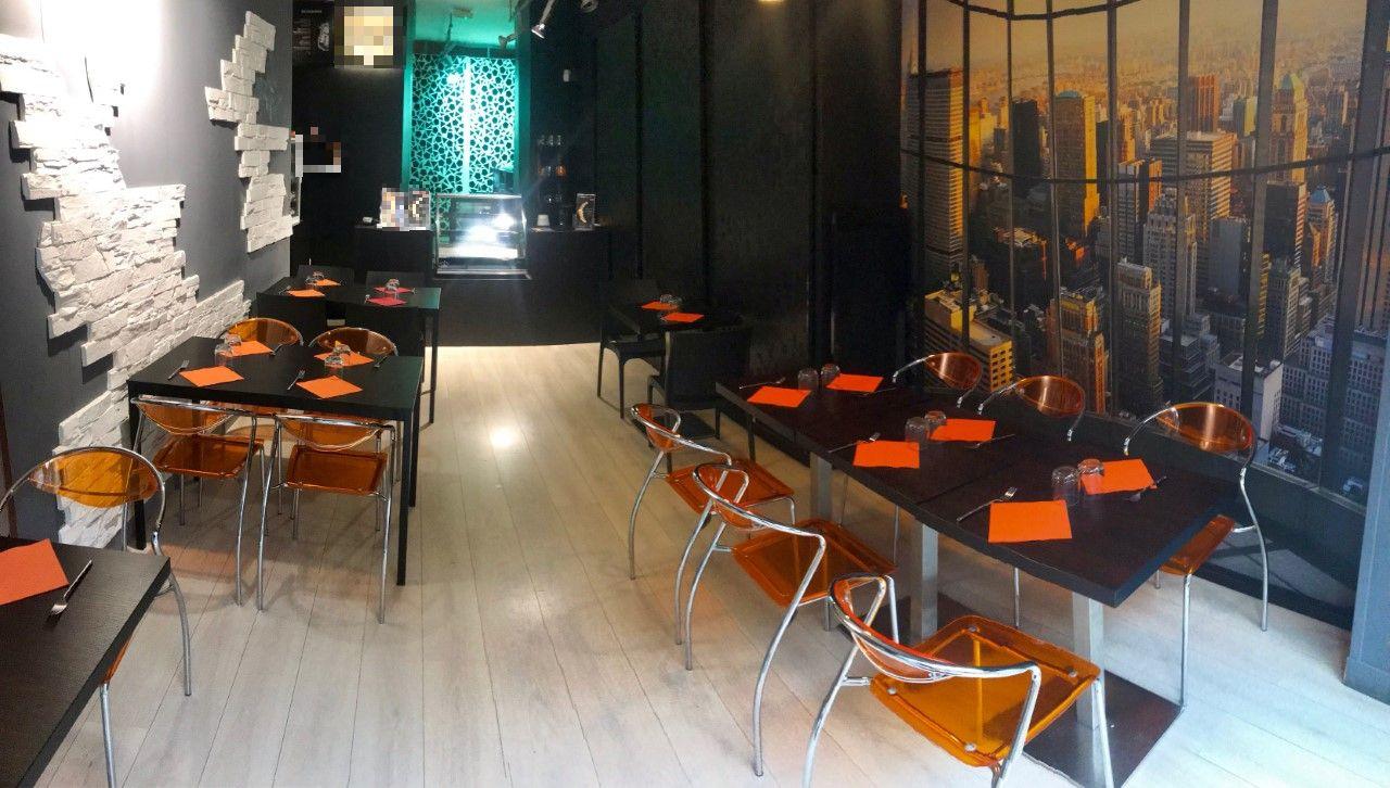 Vente Pasta et sushi à Alençon sur un emplacement N°1 dans l'hyper centre ville (61000)