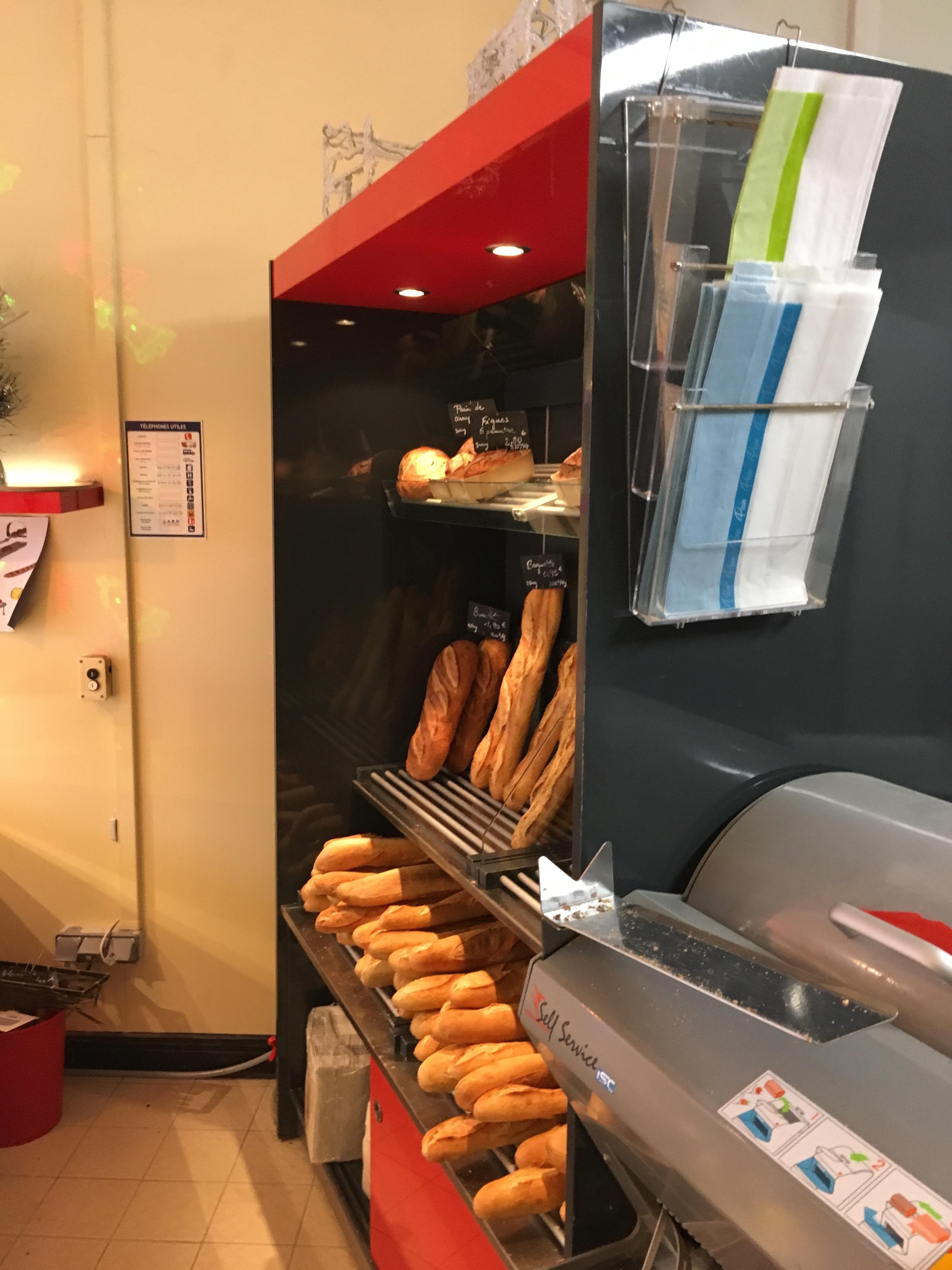 Vente Boulangerie - pâtisserie près d'Amiens centre ville (80000) en France