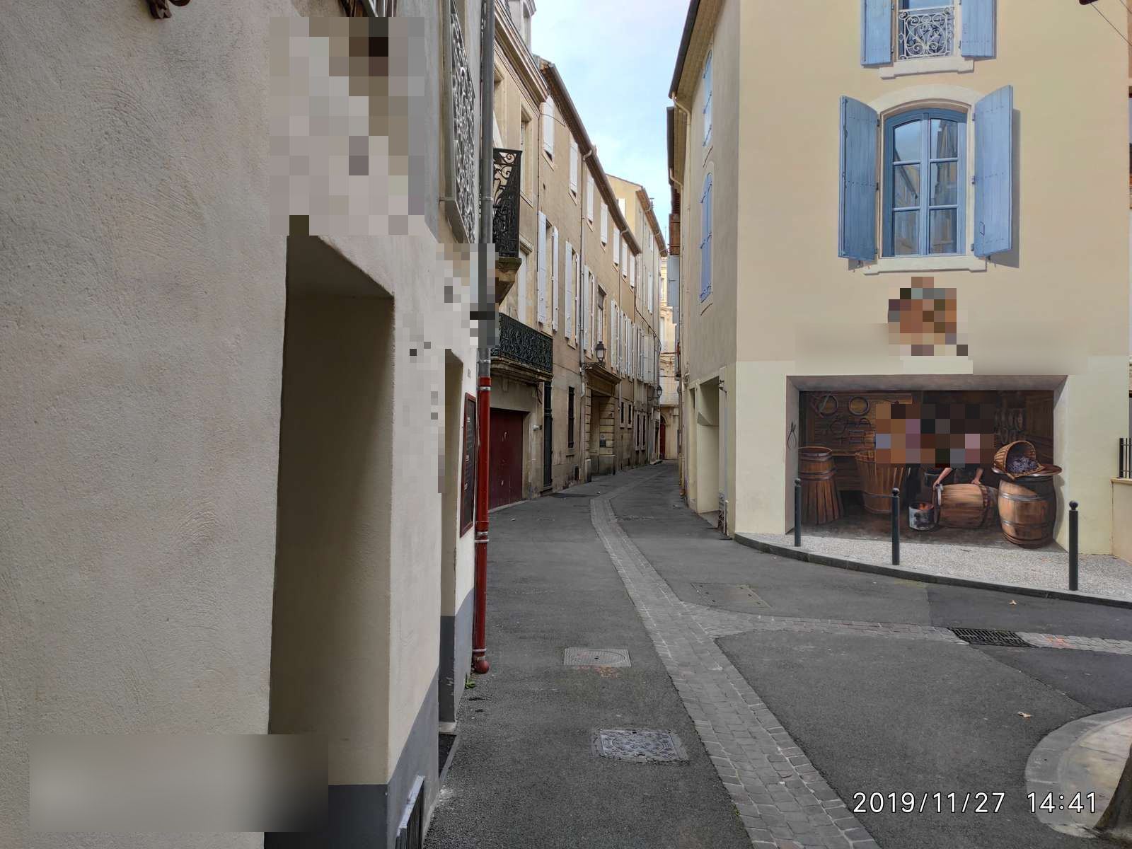 Vente Local - restaurant équipé Béziers (34500) centre  ville