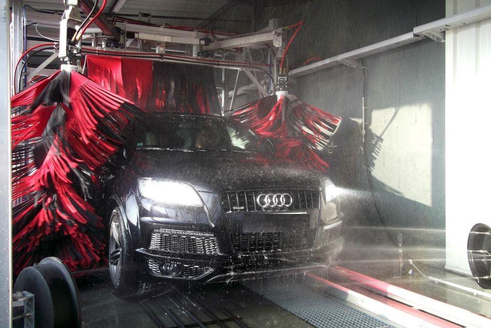 Vente Lavage automobile dans les Bouches du Rhône dans une zone commerciale, sur un emplacement N°1 (13)