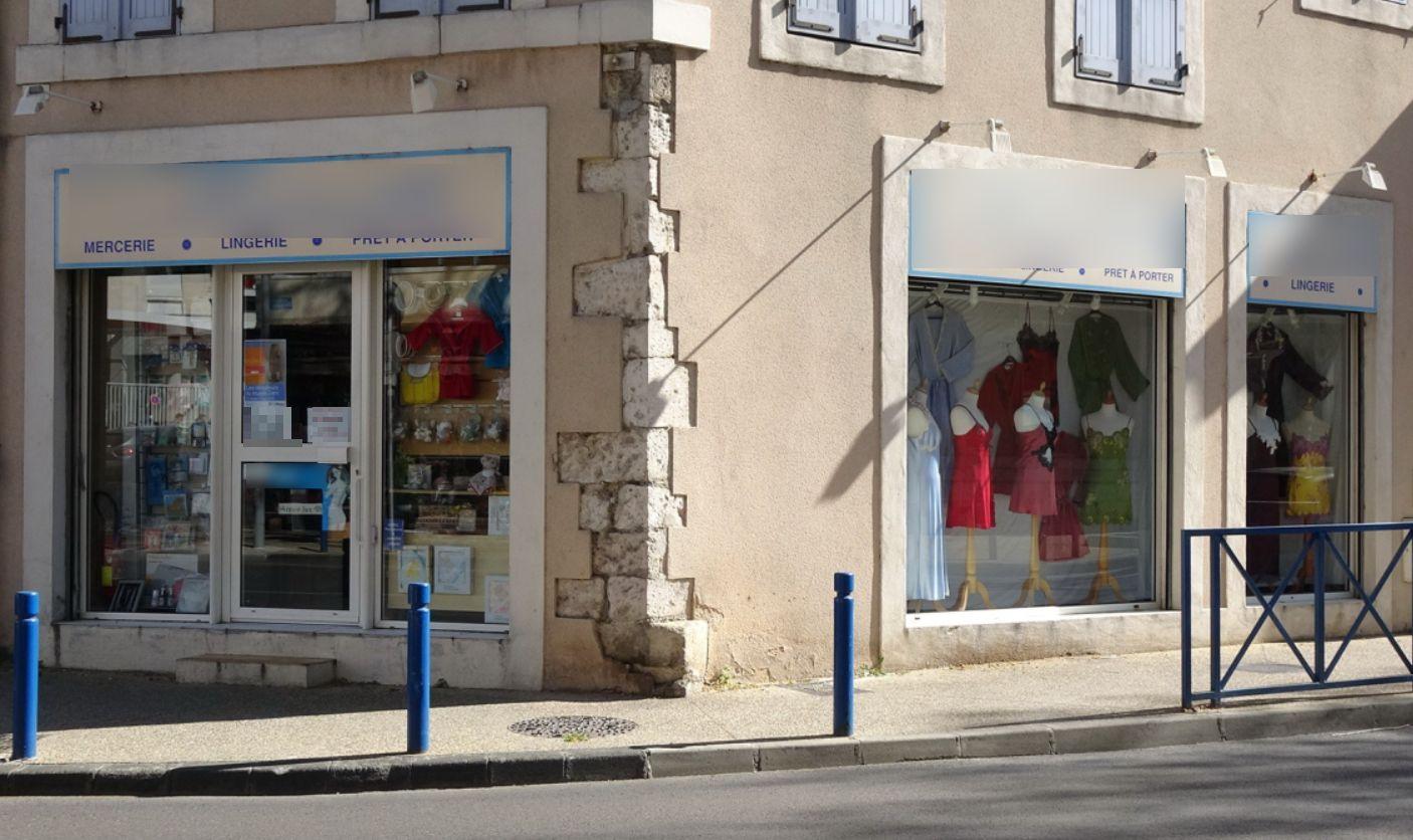 Vente Local commercial actuellement Mercerie, Lingerie, Prêt-à-porter, Retoucherie, 45 m2 à Martigues sur un emplacement N°1 (13500)
