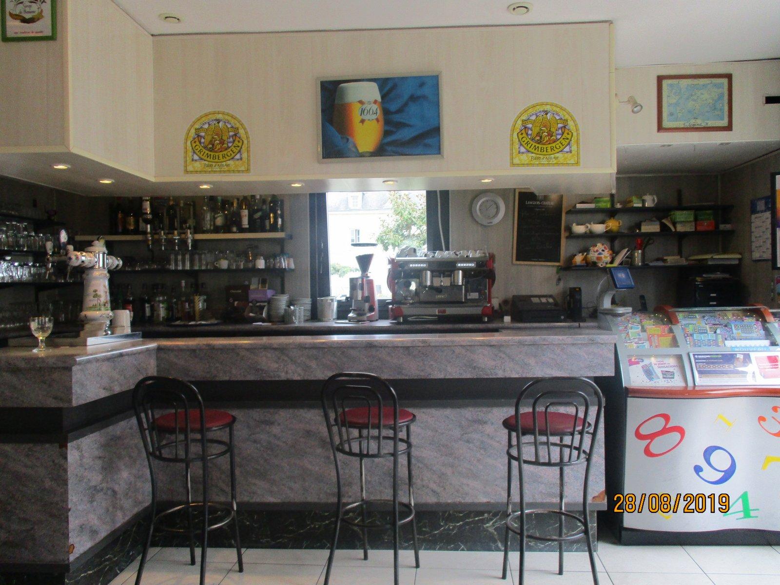 Vente Bar -  restaurant ouvrier près d'Angers centre ville (49100)