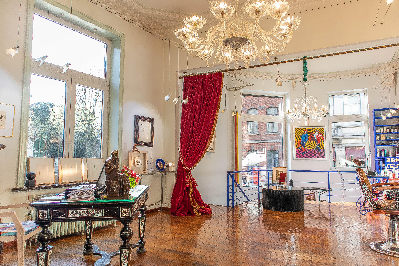 Vente Magnifique espace commercial de 166m² dans le quartier très prisé du Sablon à Bruxelles en Belgique