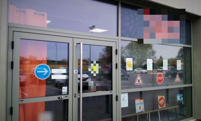 Vente Auto école à Vendeuvre-du-Poitou dans une zone commerciale (86380)