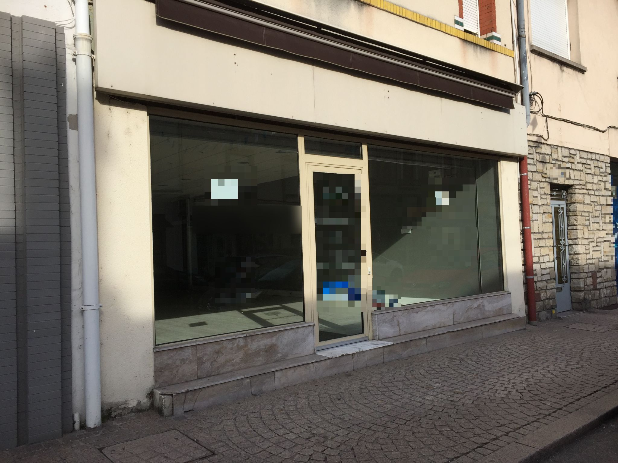 Vente Local commercial à Lunéville proche gare et marché (54300)