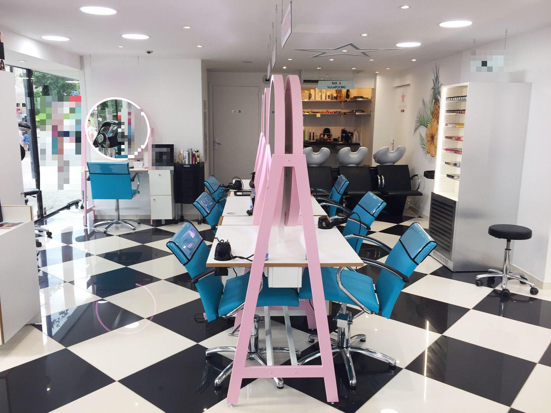 Vente Salon de coiffure, 80 m2 à Villeurbanne sur un emplacement N°1 (69100)