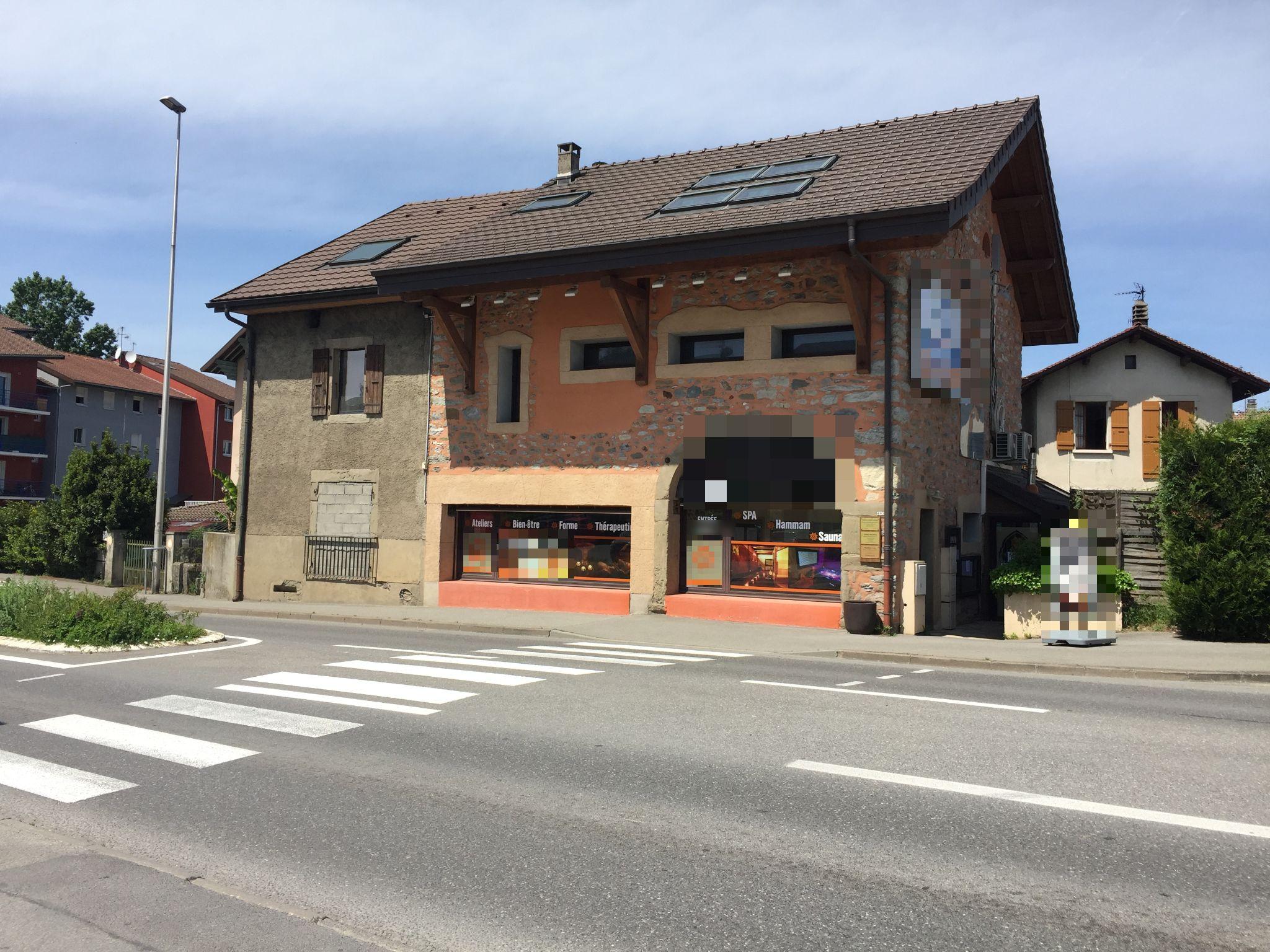 Vente Centre de bien être et de remise en forme / SPA à Sciez dans le centre ville (74140)