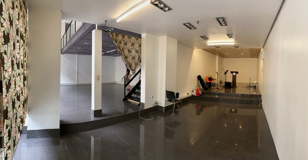 Vente Magasin de prestige de 250 m² sur deux étages à Ixelles dans une galerie marchande