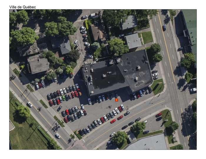 Vente Immeuble commercial à Québec tout près de Beauport