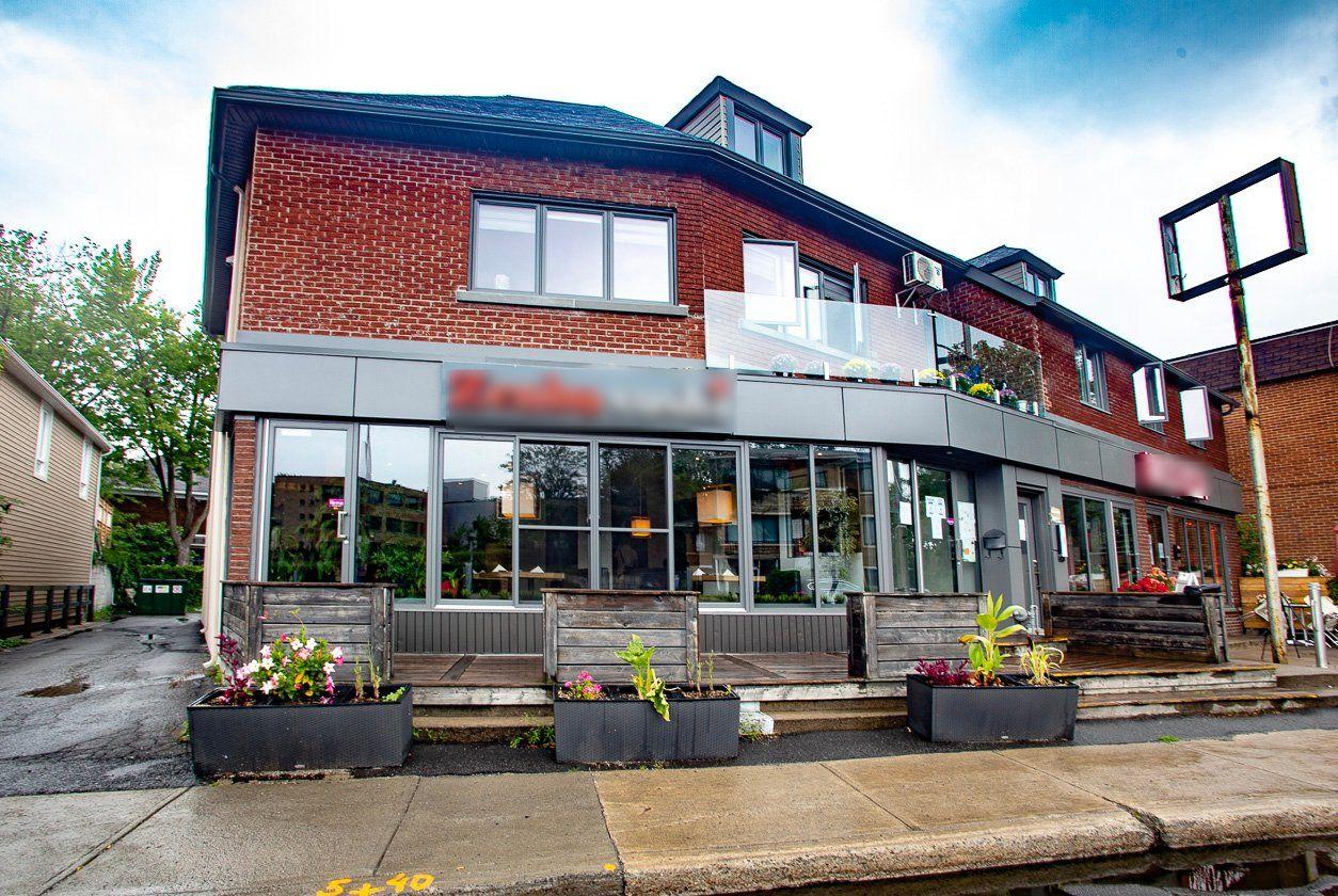 Vente Local commercial / restaurant à Montréal