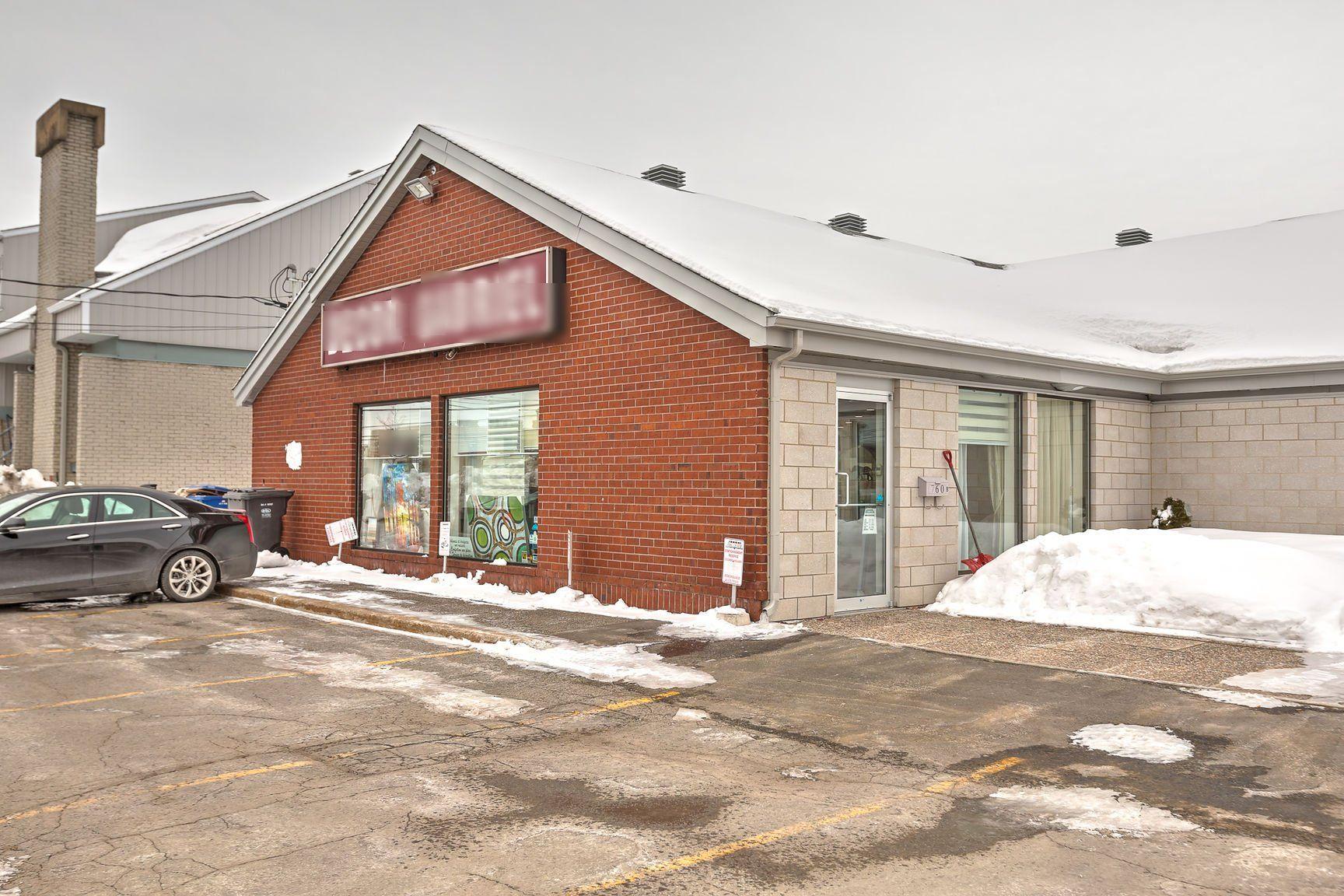 Vente Local commercial situé au cœur de la ville de Repentigny