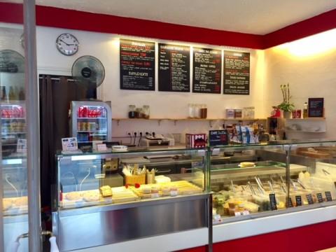 Vente Traiteur, Sandwicherie / Snack, Restauration rapide 10 couverts avec terrasse Paris (75017), dans un quartier commerçant