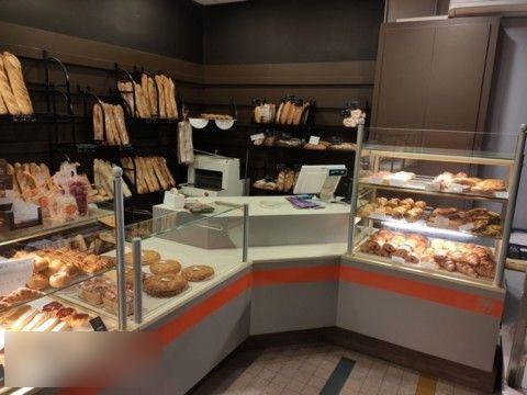Vente Boulangerie, parking axe passant, Lyon sud