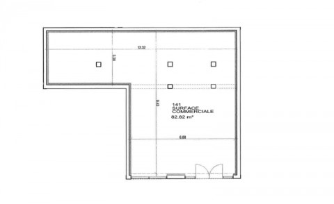 Vente Local d'activité / Entrepôt, 77 m2 à Audincourt (25400)