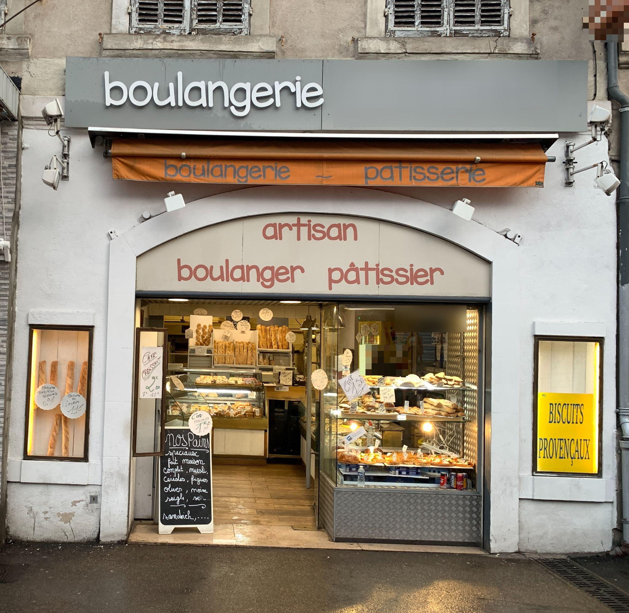 Vente Boulangerie - pâtisserie Marseille (13001), en plein centre ville sur artère très passante