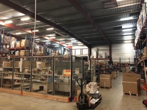 Vente Local d'activité / Entrepôt, 5330 m2 à Pacé (35740)