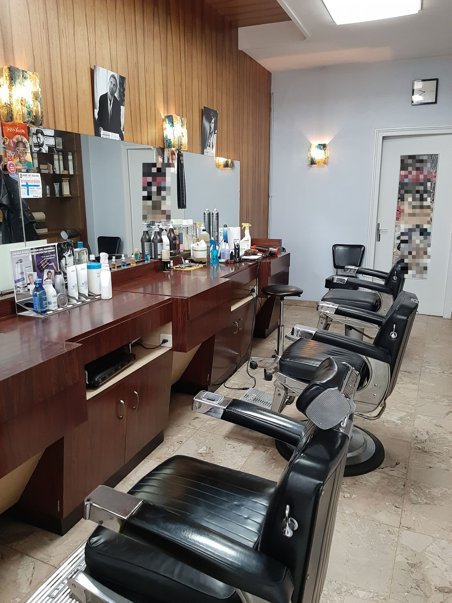 Vente Salon de coiffure hommes / barbier à Sainte-Colombe à proximité d'autres communes (69560)