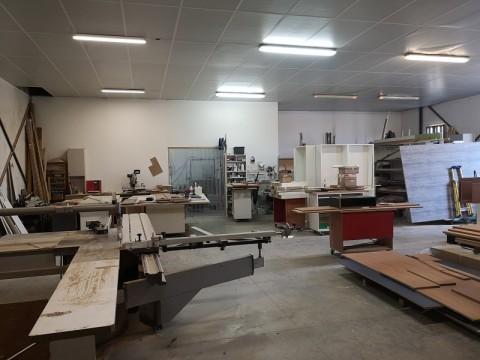 Vente Local d'activité / Entrepôt, 450 m2 à Auray (56400)
