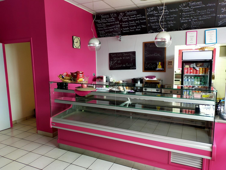 Vente Sandwicherie - affaire du midi à Rennes dans une zone industrielle (35000)