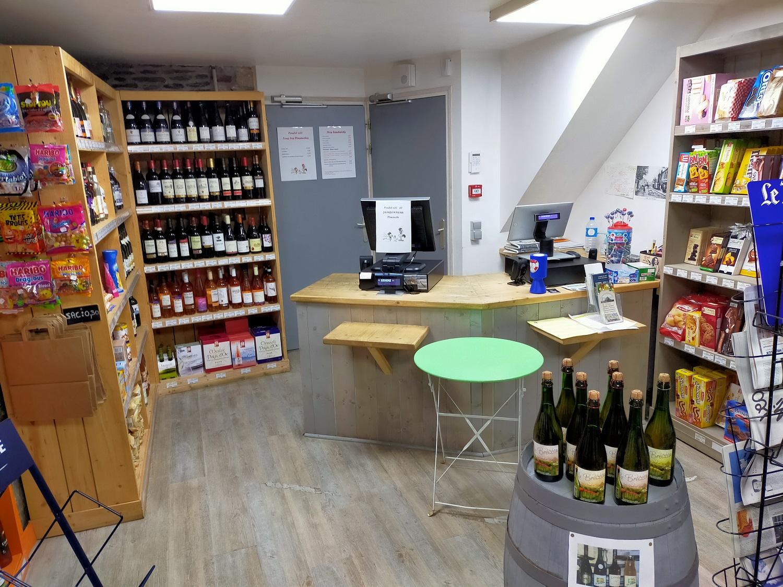 Vente Épicerie, bazar, rôtisserie à Genêts sur un axe touristique (50530)