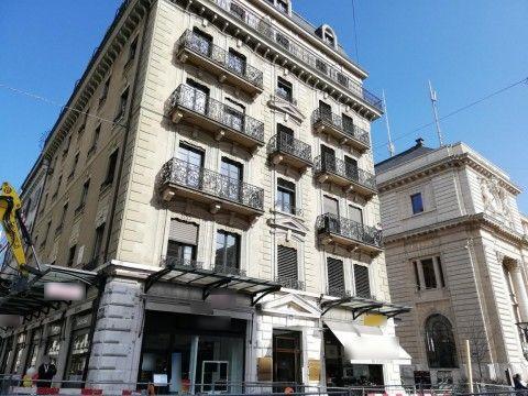 Vente Bureaux de 100 m2 à Genève à 1 min de Cornavin