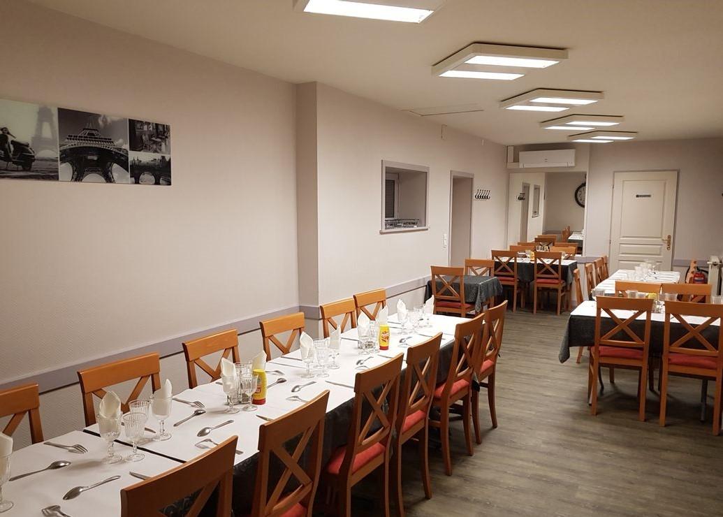 Vente Restaurant 30 couverts à Libourne dans un quartier animé (33500)