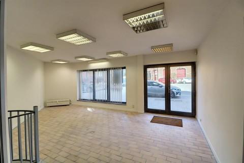 Vente Surface commerciale à proximité du futur palais de Justice, 160 m2 à Namur en Belgique