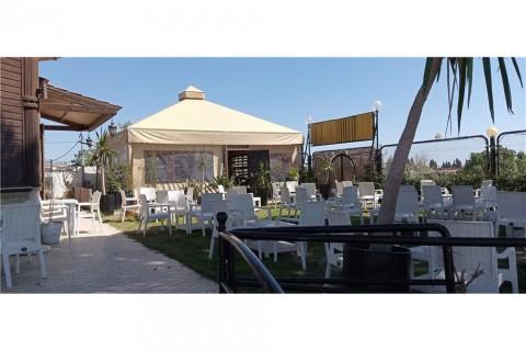 Vente Espace de loisirs et salle des fêtes entre Nabeul et Beni Khiar