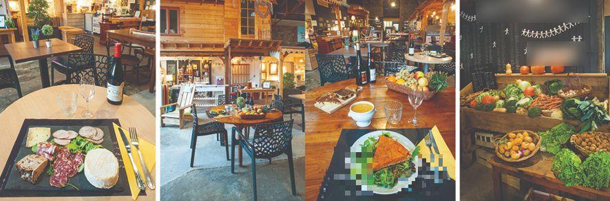 Vente Restaurant, salon de thé, épicerie locale près de Saint-Brieuc en saison plus de 20000 habitants (22000)