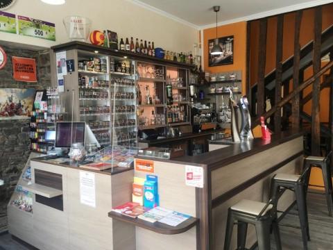 Vente Bar, Tabac, Presse avec terrasse à Fougères dans une rue passante (35300)