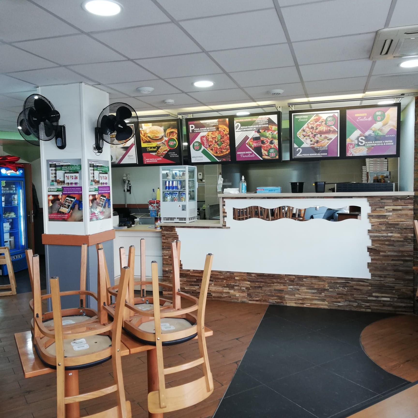 Vente Restauration rapide avec pizza à Thonon-les-Bains dans le centre ville (74200)