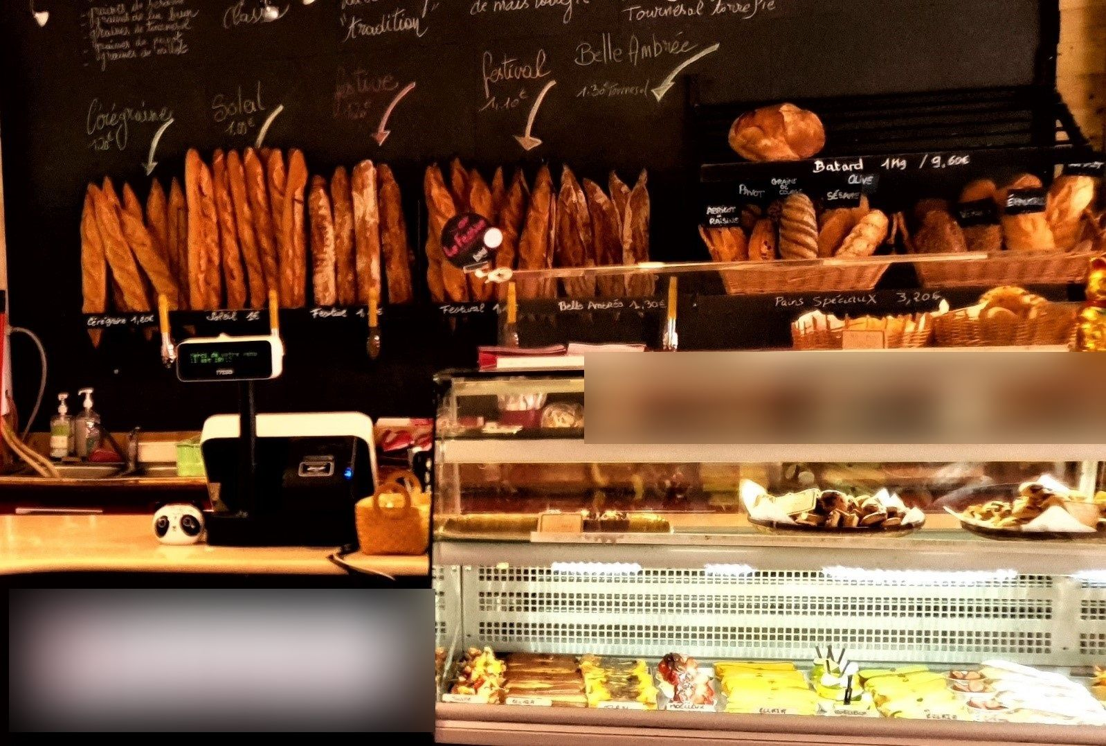 Vente Boulangerie, Pâtisserie, Chocolatier, Traiteur, Sandwicherie / Snack, Restauration rapide 54 couverts avec terrasse à Saint-Denis (97400)
