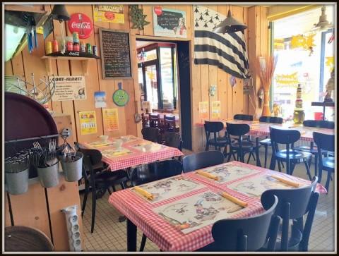 Vente Crêperie, Restaurant 60 couverts avec terrasse à Saint-Lary-Soulan dans une galerie marchande (65170)