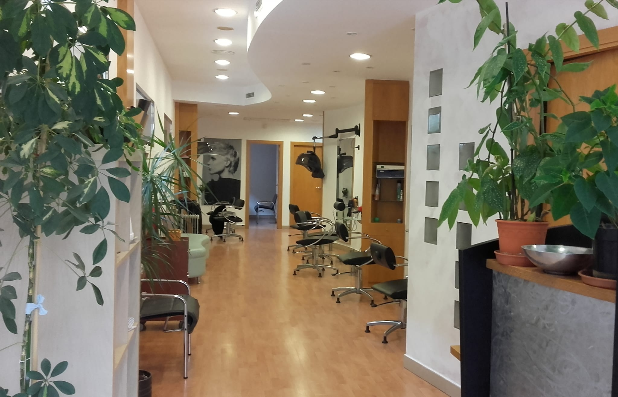 Vente Salon de coiffure proche du centre-ville de Figueras