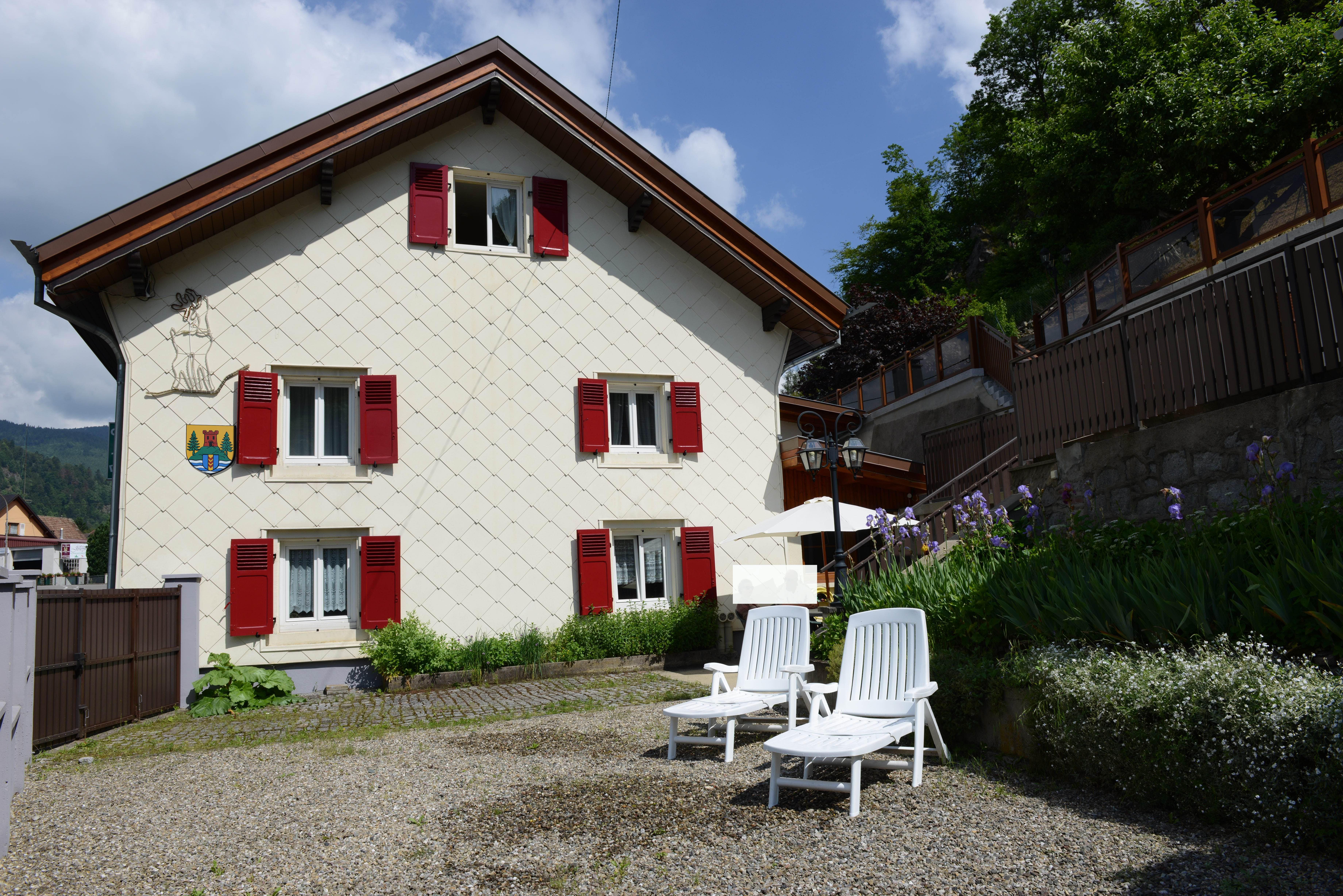 Vente Gîte, Chambres d'hôtes, 260 m2 à Kruth dans une zone touristique (68820)