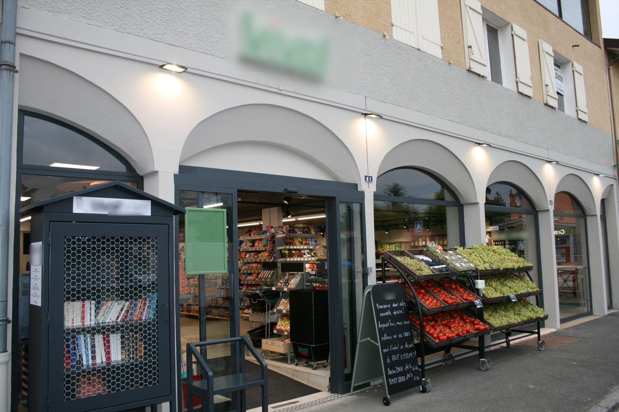 Vente Commerce alimentaire à Mâcon (71870)