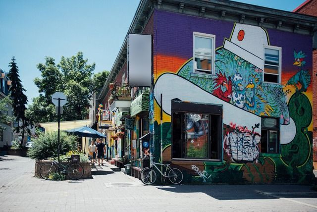 Vente Restaurant, café, Snack connu depuis 25 ans sur le Plateau de Montréal au Canada
