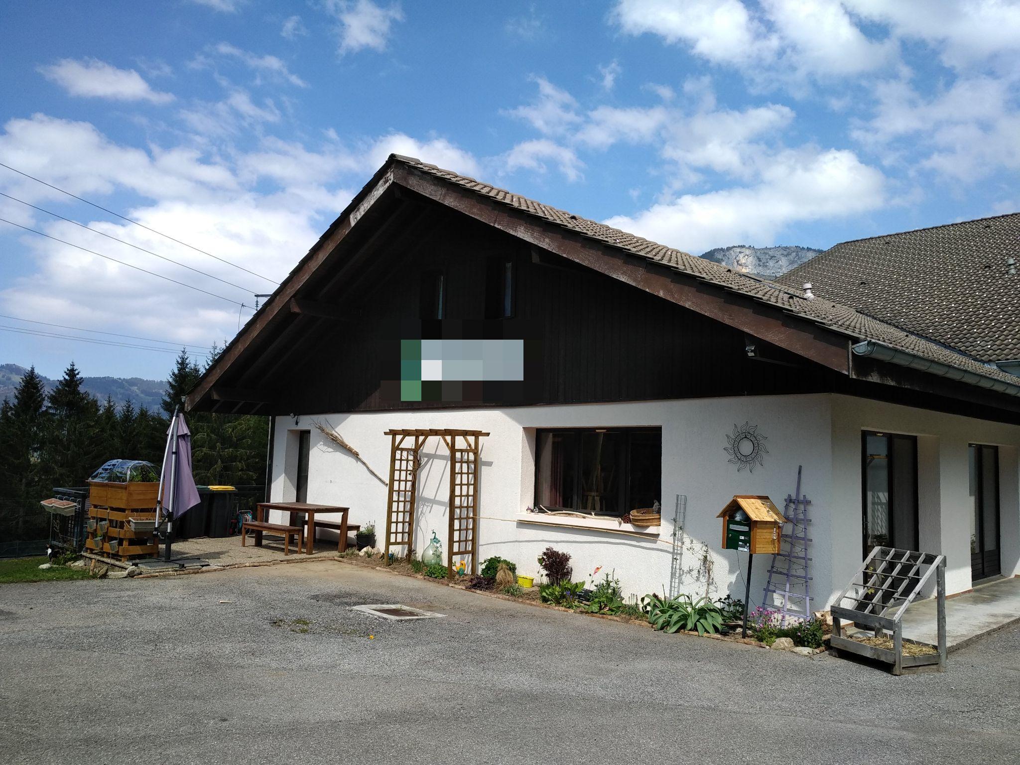 Vente Centre de vacances en Haute-Savoie dans la Vallée d'Abondance (74)