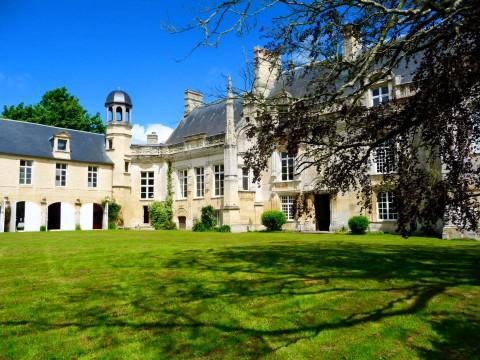 Vente Château, 1030 m2 à Lasson (14740)