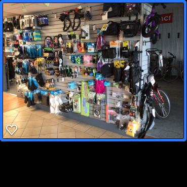 Vente Boutique vente de vélos et accessoires, réparation et maintenance près d'Ottawa dans un secteur francophone au Canada