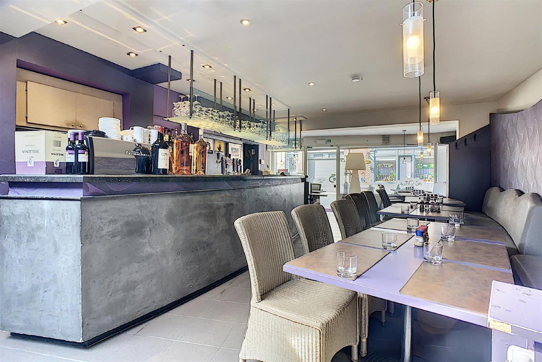 Vente Restaurant excellente visibilité avec habitation à l'étage en plein centre-ville à Mouscron