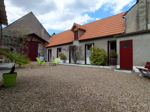 Vente Bar, Brasserie, Hôtel restaurant de 6 chambres avec parking et terrasse à Chailles (41120)