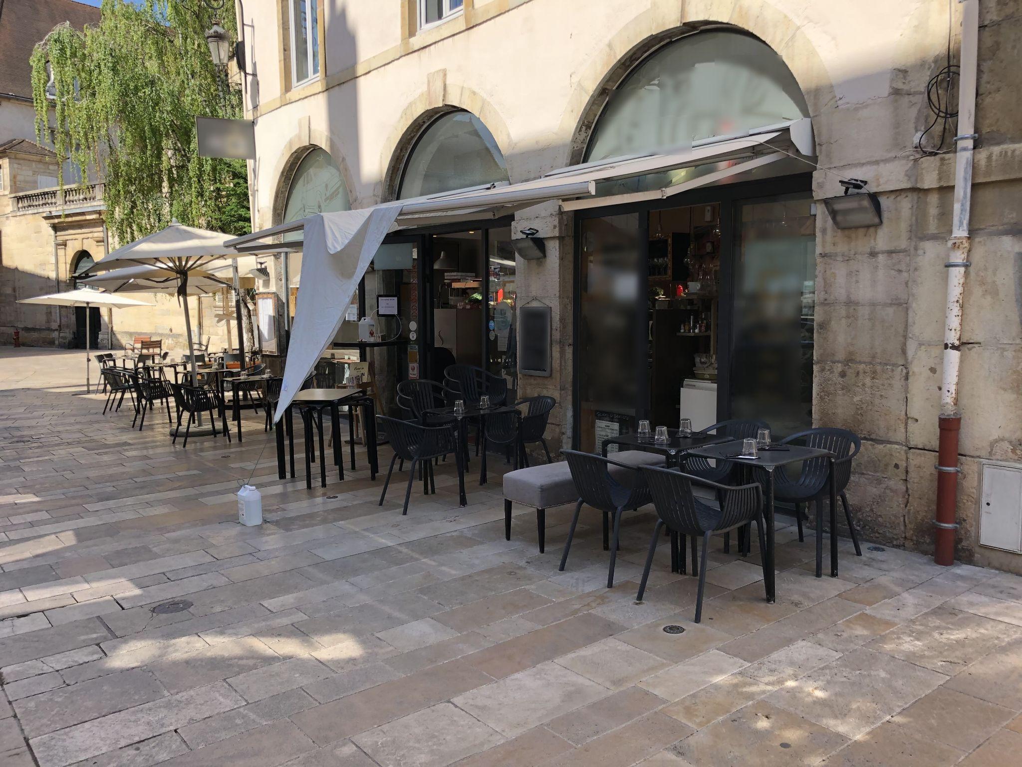 Vente Restauration gastronomique italienne à Dijon rue Vauban (21000)