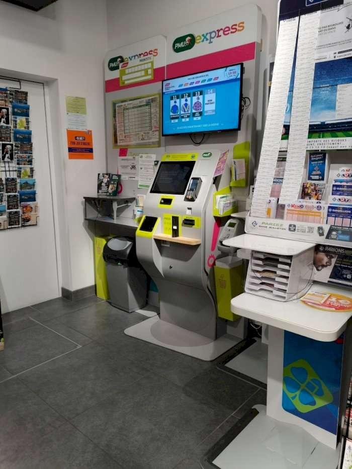 Vente Presse, fdj, pmu, carterie à Cesson-Sévigné dans un centre commercial (35510)