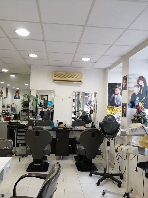Vente Salon de coiffure mixte près de Saint-Romain-de-Jalionas dans une ville moyenne (38460)