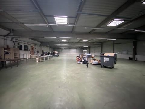Vente Local d'activité / Entrepôt, 1290 m2 à Noyal-sur-Vilaine (35530)