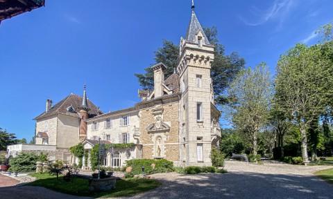 Vente Château, 600 m2 à Bourgoin-Jallieu (38300)
