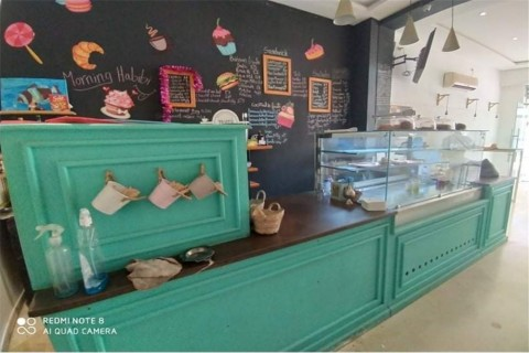 Vente Café-restaurant à Tunis à Montplaisir