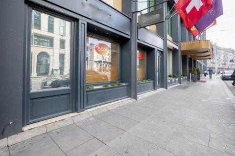 Vente Arcade de 104 m2 avec une belle visibilité à Genève